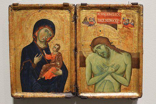 Cristo, Idade Média, Arte, Ícone