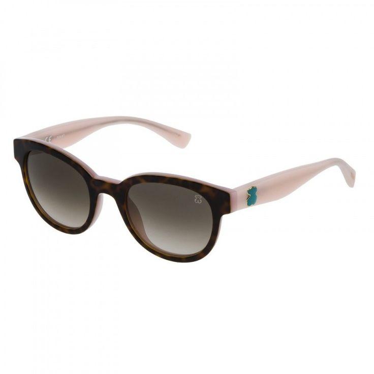 GEMA COLOR SMALL GAFAS DE SOL. Gafas de sol Tous Gema Color Small en color rosa.