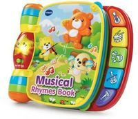 VTech Musical Rhymes Book #ad