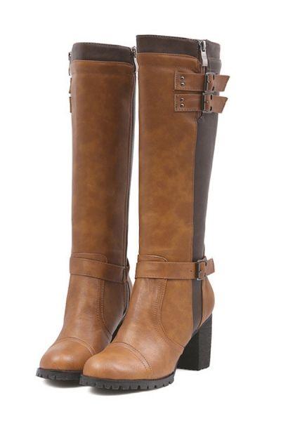 All-matching Dress Boots OASAP.com