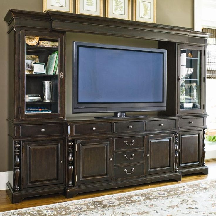 Entertainment Console Wall Unit By Paula Deen By Universal. Furniture  MattressFurniture StoresEntertainment ...