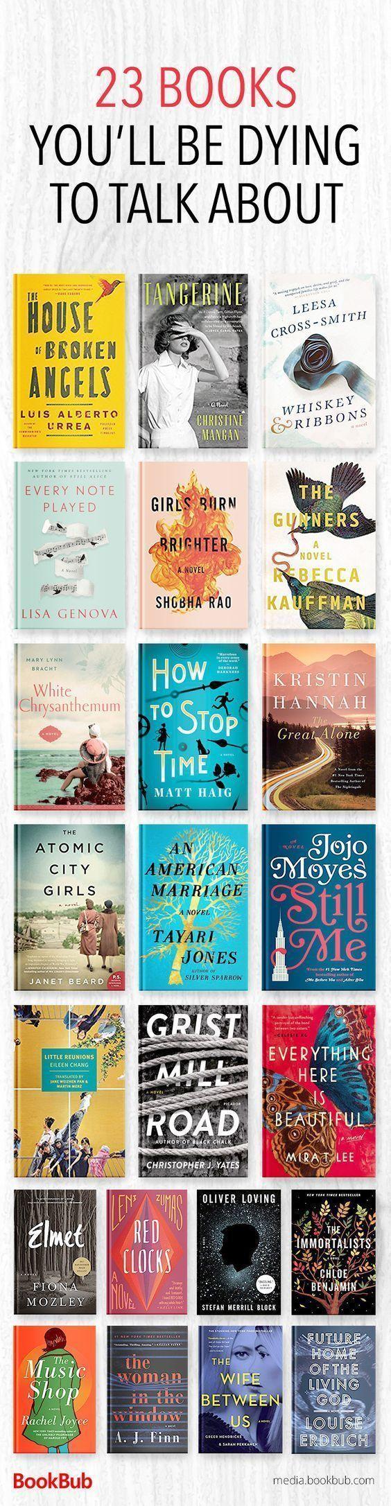 Die besten Bücher, die es wert sind, im Jahr 2018 gelesen zu werden, darunter dasjenige beliebte und meistverkaufte Fiction-Buch