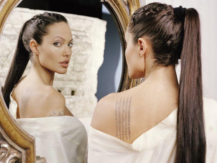 "Angelina Jolie as Lara Croft in ""Lara Croft: Tomb Raider - The Cradle of Life"" (2003)"