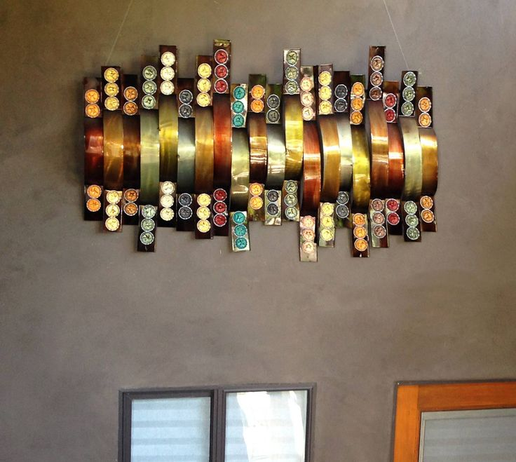 purposeful and creative recycling using nespresso coffee pods by evelyn jacob