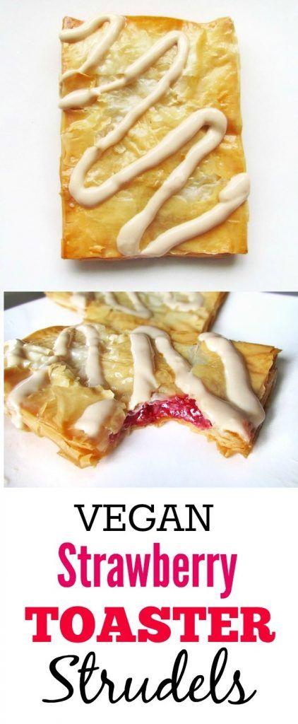 Homemade Toaster Strudels Recipe (Vegan-Friendly)