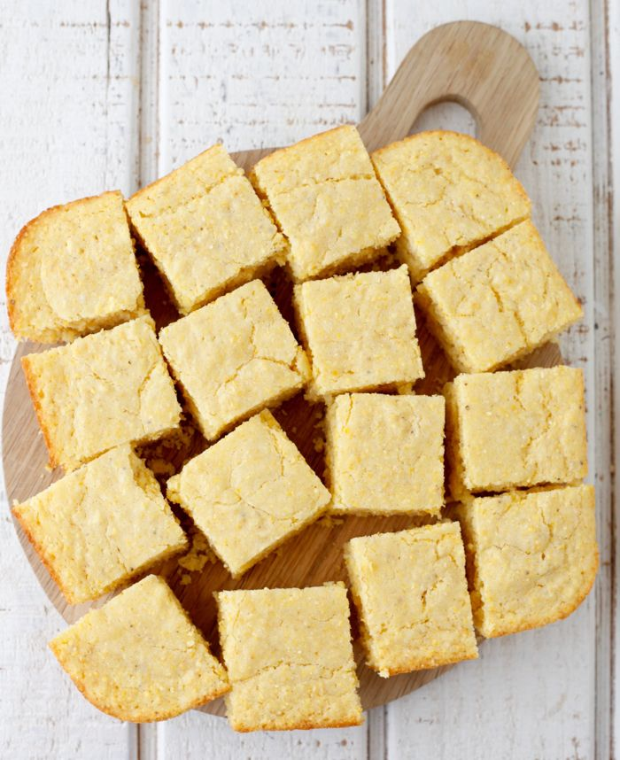 Basic Cornbread from weelicious.com