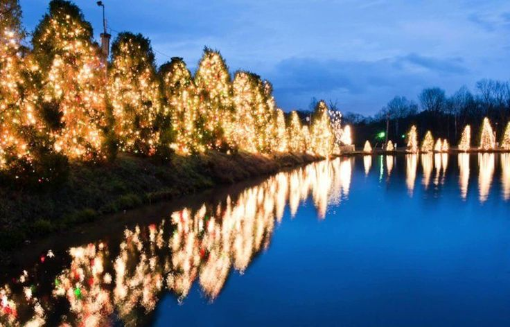 McAdenville, North Carolina aka CHRISTMAS TOWN USA