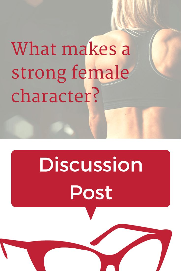 What makes a strong female character? Is it strong characteristics like intelligence and bravery? Or is it actually a rejection of everything feminine?