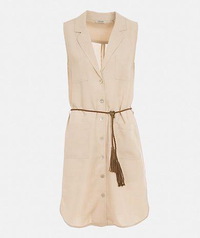 Vestido camiseiro Novidades Mulher | QUEBRAMAR - Shop Online