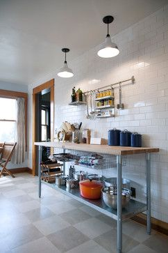 Echo Park Craftsman remodel - traditional - kitchen - los angeles - Matters of Space/ cottage
