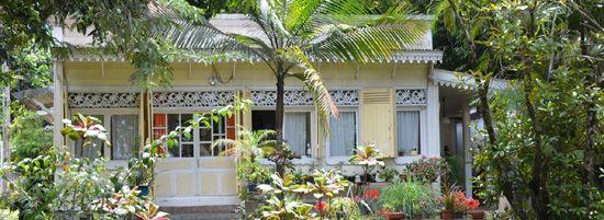 Case créole à l'Entre-Deux - Sud Réunion Tourisme