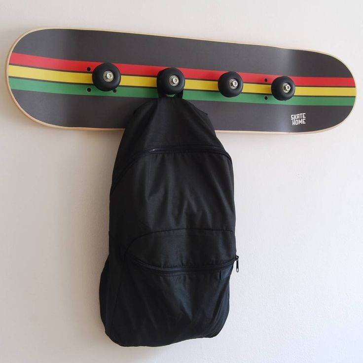how to build a longboard rack