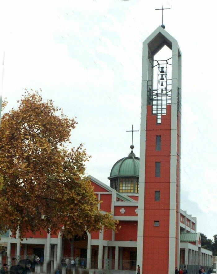 Catedral de Melipilla.
