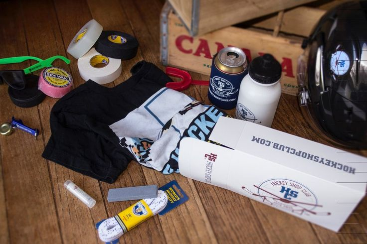 Hockey Shop Club Subscription Box