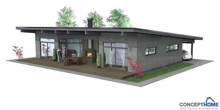 Very popular small house plan good choice for the for Very small house plans