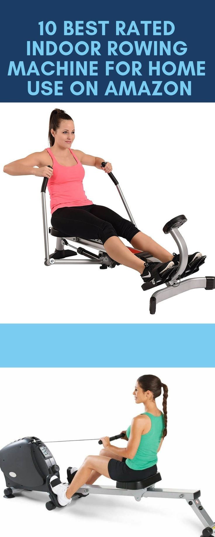 10 Best rated indoor rowing machine for home use on Amazon ...