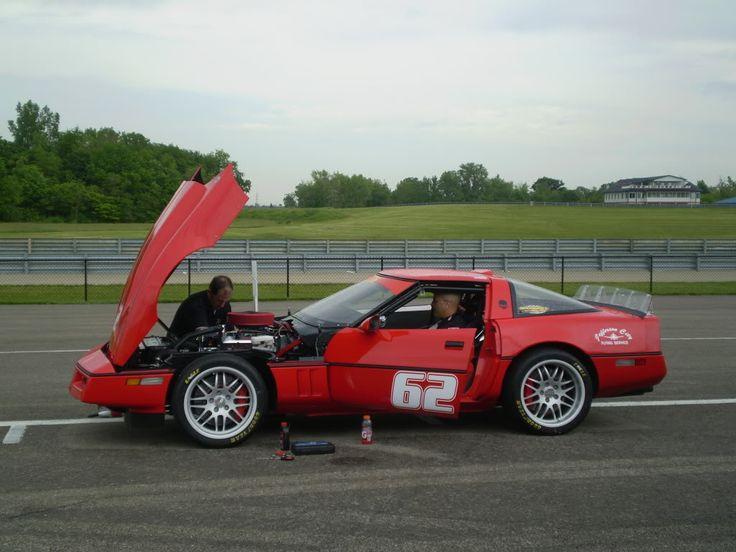 F S Exceptional St 1 C4 Race Car Corvette Forum Hot Rods