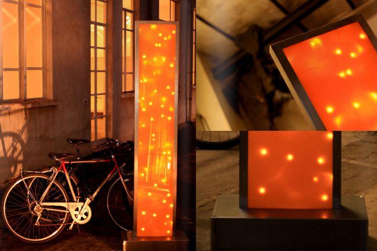 Lampada City di man@mydoor | At Lighting Experience Design! >> Milan, 14-19 April, Via Console Flaminio 19 lightingexperiencedesign.com | #milandesignweek #mdw15 #fuorisalone2015 #venturalambrate #designled