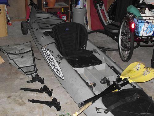 2008 Malibu Kayak Extreme - Fresno, TX #0493645391 Oncedriven