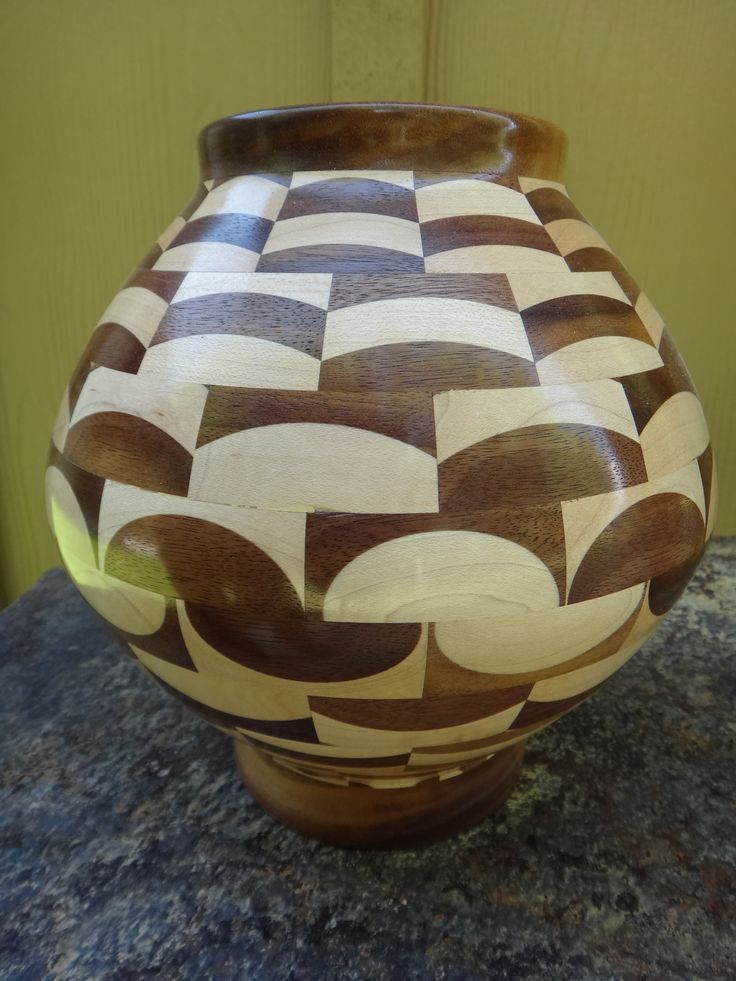 Wood Vase Lathe