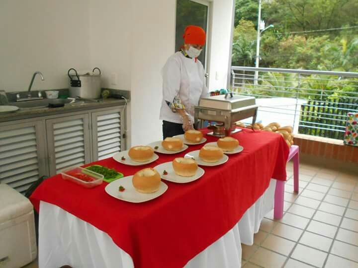 Panecook Pollo al curry con champiñones