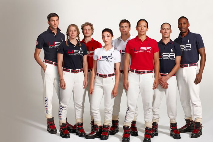 As an official outfitter of the 2014 U.S. Olympic and Paralympic Teams Ralph Lauren is proud
