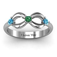 Infinity Mothers Ring