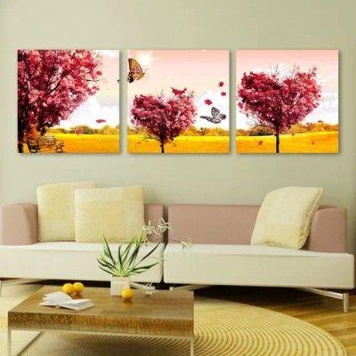 cuadros de pinturas para sala moderno