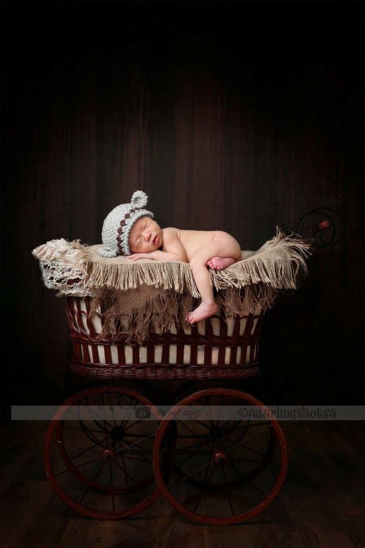 Adorable 7 Day Old Newborn Boy, Toronto Newborn Photographer