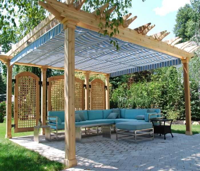 Pergolas Backyard And: 177 Best Pergola / Gazebos Roofs / Covers Images On