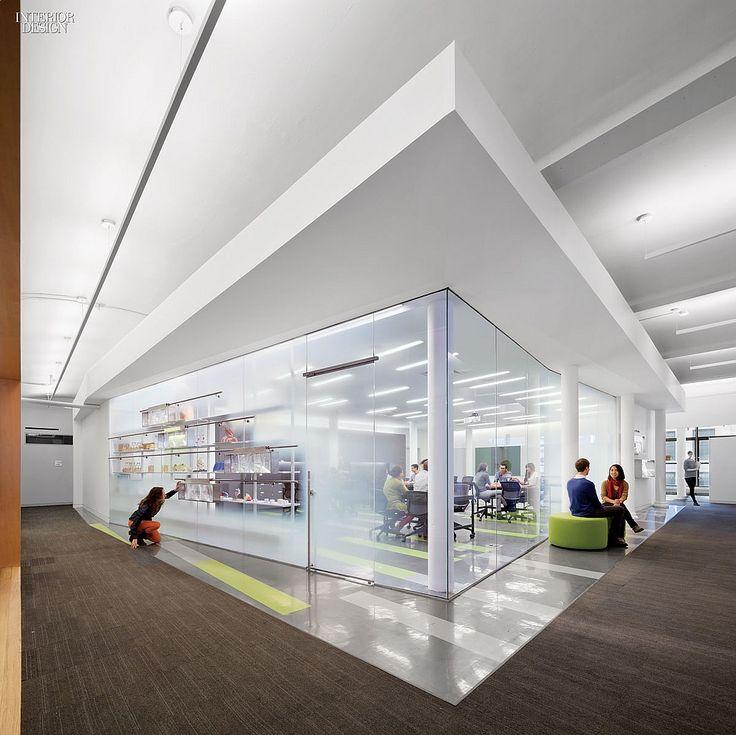 Core Curriculum NYUs Steinhardt School by LTL Architects