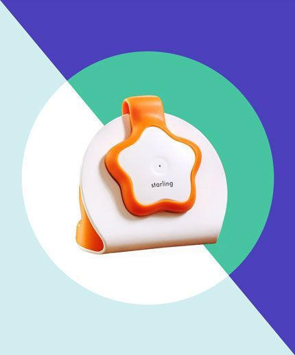 People Either Love Or Hate This Controversial New Baby Gadget #refinery29  http://www.refinery29.com/2015/10/95982/versame-wearable-tracks-words