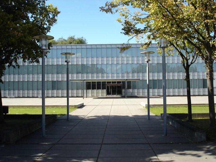 Rødovre Rådhus (arkitekt Arne Jacobsen) - Rødovre Town Hall (architect Arne Jacobsen)