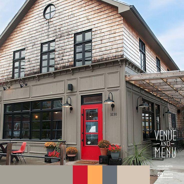 Before opening the Zélé Restaurant, chef Justin Dunlop Lemieux and his family spent 2 years restoring an old farm house to its former glory. #laborsoflove #RestaurantZélé #venueandmenu