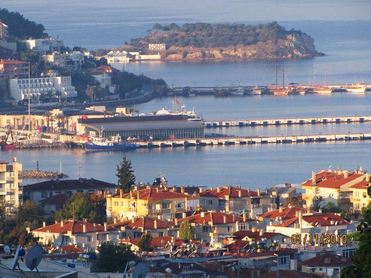 Kusadasi Turkey Port To Get To Ephesus Travel And
