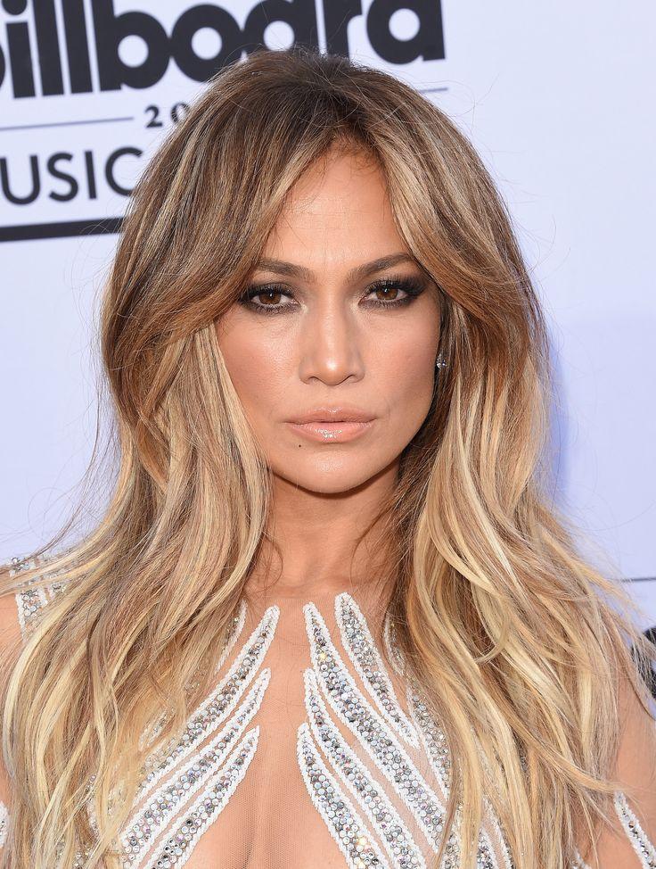 Die schönsten Pony-Frisuren der Stars: Jennifer Lopez