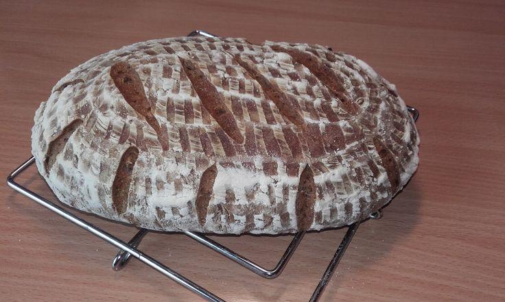 Český chléb podle Cuketky