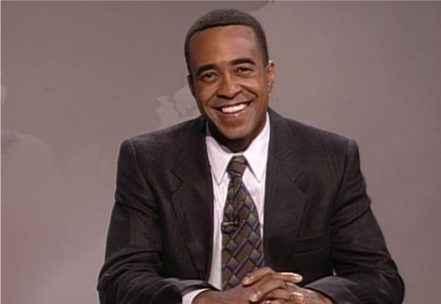 """Tim Meadows (1991-2000)   The Top 50 Hottest """"Saturday Night Live"""" Cast Members Of All Time"""