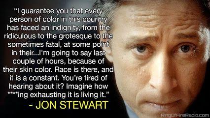 Jon Stewart putting it into perspective.