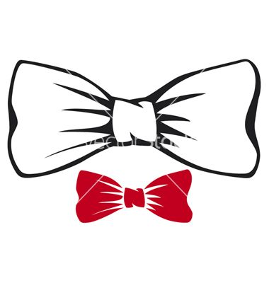 bow tie drawing | Bow ties vector