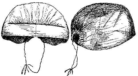 Женские головные уборы. Волосник, повойник. - «Впечатления дороже знаний...»