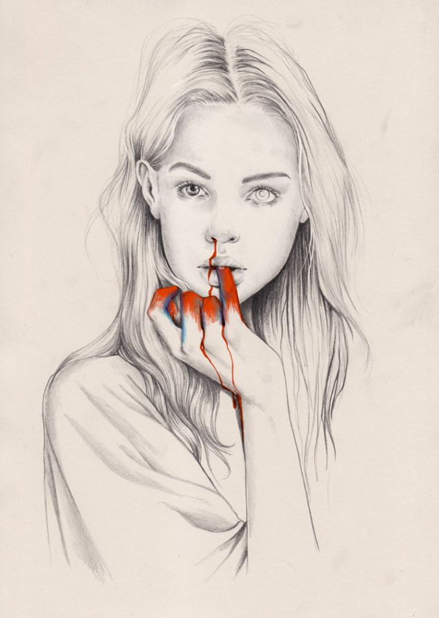 Art Now: Fine illustrations by Esra Røise http://www.creativeboysclub.com/creative-illustrations-by-esra-roise