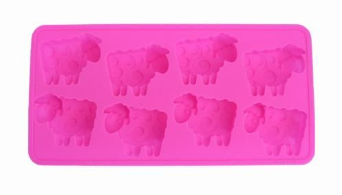 Sheep Iconz silicone mould. One of many items in our Kiwiana range at Kiwicakes