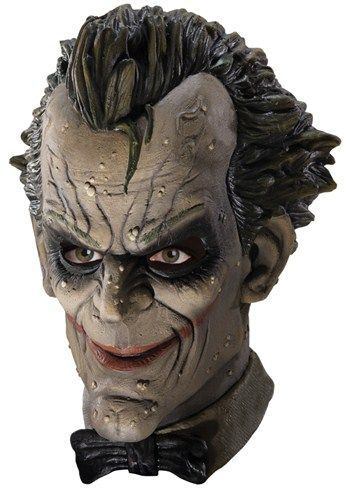 Cool Costume Accessories Joker Mask Latex just added...