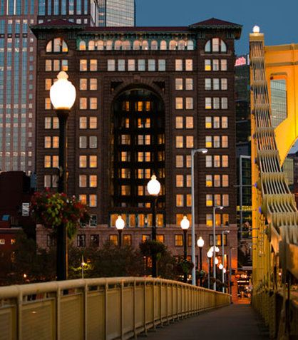 Pittsburgh Pa Renaissance Hotel Http Www Renaissancepittsburghpa