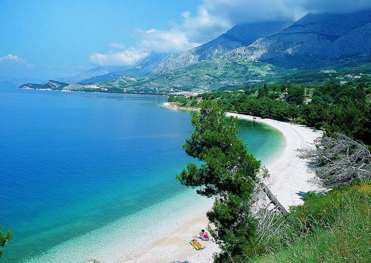 The most beutiful beach - Tučepi