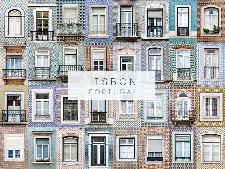 Lisbon, Portugal #windows #doors #photography #AllAroundTheWorld #AndreGoncalves #Photographer #Europe #World #Art #Design #Culture #Community #WindowOfTheWorld #DoorsOfTheWorld #designersdome #inspiration #BeInspired #BeautexLuxuryConcepts #since1963