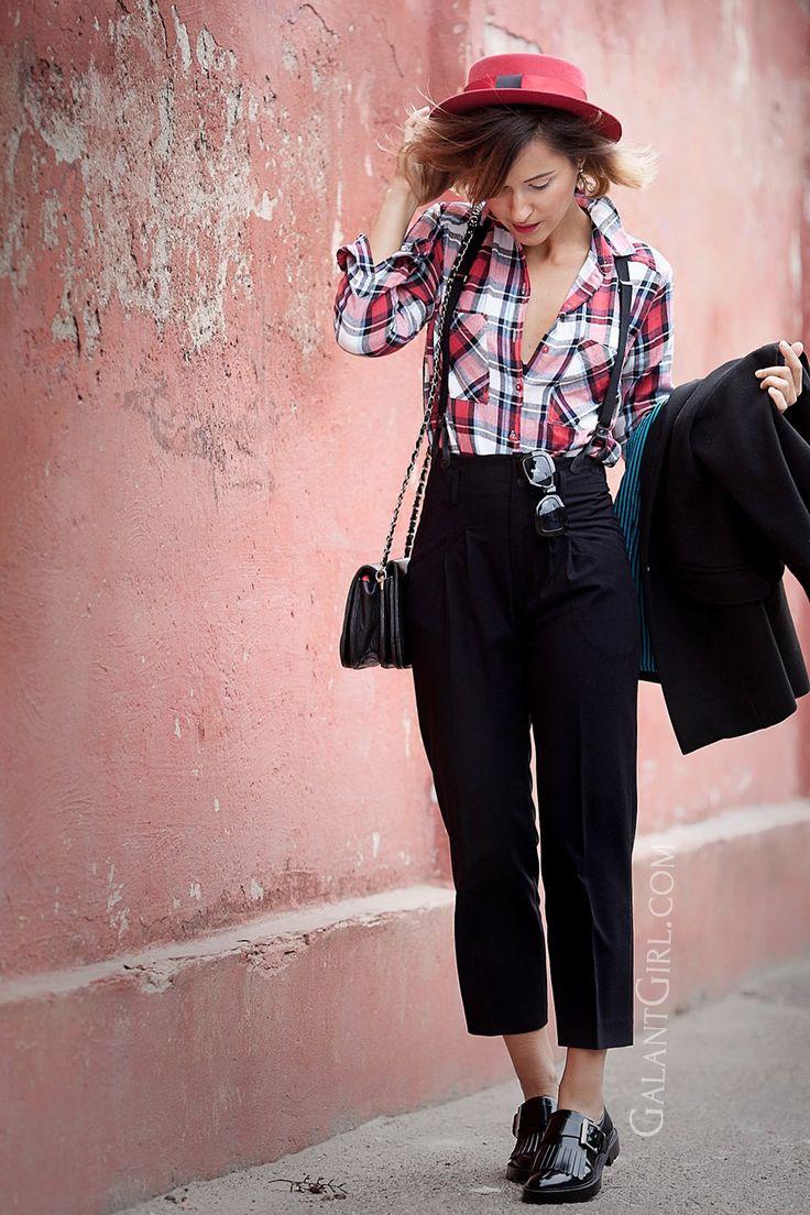 #CuteStyle #Style #Braces #red #StreetStyle #Fashionblogger #FallOutfits #FallOutfit #FallOutfitIdeas #FallOutfitInspiration #GalantGirl #мода #стиль #модныйблоггер #подтяжки #модныйблог