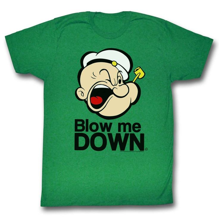 """Checkout our #LicensedGear products FREE SHIPPING + 10% OFF Coupon Code """"Official"""" Popeye T-Shirt - Popeye - T-shirt - Price: $24.99. Buy now at https://officiallylicensedgear.com/popeye-t-shirt-pop5216"""