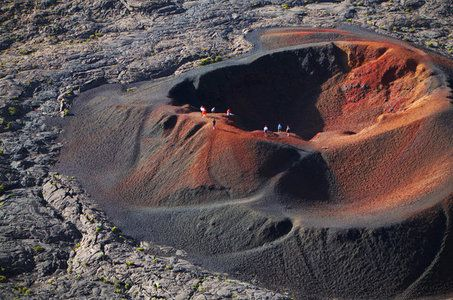 Piton de la Fournaise - Ile de La Réunion Tourisme - Magnifique, on se croirait sur une autre planète